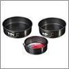Набор форм разъемных для выпечки 3 шт, d20\22\24x6,5см VETTA  849-133