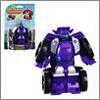 Робот трансформирующийся, пластик, 7х7х4см, 6 дизайнов ИГРОЛЕНД 296-051