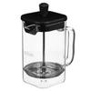 Чайник с прессом 600мл, жаропрочное стекло Верона SATOSHI 850-195