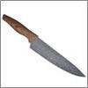 Нож кухонный 20см шеф SATOSHI АЛМАЗ нерж.антиналипающ.покрыт.803-083