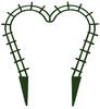 Подставка д/растений СЕРДЕЧКО h-29см,ширина-28см (8*50)(400)