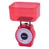 Весы кухонные механические до 1кг HOMESTAR HS-3004М, цвет красный 002795