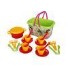 Набор детской посуды Хозяйка 2 перс М5762 (10)