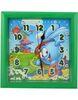 Часы пластик квадрат СМЕШАРИКИ П3-3-98