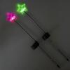 Украшения светодиодное колышек 6цв 185-027