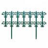 Заборчик садовый Классика 36*25,5см 5секций/компл. (15)