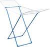 Сушилка д/белья напольная 18м складная бело-голубая НИКА 180*55*96 СБ1Г (5)