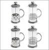 Чайник с прессом 600мл нерж сталь ИВЕТ 850-161(24)
