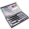Набор ножей 6пр в магнитной коробке Карбон SATOSHI 803-075 (1)
