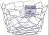 Фруктовница нерж. D23см h14см YSH-1104 (24)