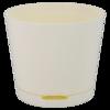 0,75л Горшок д/цветов Easy Grow d120см с прикорневым поливом ПЦ 47012 (18)