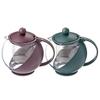 Чайник стекл. завар. с сеточкой 750мл К-660 850-377