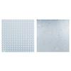 Пленка на стекло статическая в рулоне 45*200см ПВХ 2диз 416-226