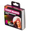 Набор мелков для окрашивания волос 4шт прямоугольные 4 цв. 323-184 (20)