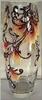 Ваза д/цветов стекл.декоративная h-250 7736/250/77-120.1