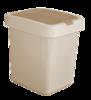 Контейнер д/мусора 25л КВАДРА ПЦ4143 (4)
