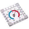 Термометр наружный Биметаллический квадр. 473-036
