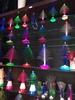 Елка светящаяся LED 25см