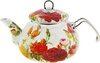 Чайник эмал. 2,2л ШАРМ полноцветная эмаль 15022 (6)