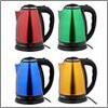 Электрический чайник 1,8л, 1500Вт, нерж. сталь, 4 цвета LEBEN 291-071