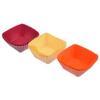 """Набор форм силиконовых 16шт, 7х3см, квадратные, """"Кекс"""", 3цв VETTA HS-L10 891-068"""