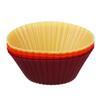 Набор форм силиконовых 5шт, для выпечки, силикон, 7х3,5см 856-090