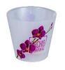 Горшок д/цветов 1,6л ФИДЖИ орхидея ДЕКОР 160мм (16) с подс.ПЦ 6196