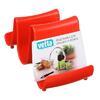 Подставка для крышек и ложек 12,5х7,5х6х5см, пластик, 3цв VETTA 485-093