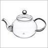 Чайник завар. 600мл, с металлическим фильтром, стекло 850-157