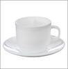 Чайная пара 250мл БЬЯНКО опал .стекл. в под. мешочке из органзы 818-039(6/48)