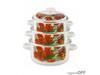 Набор посуды эмал. 3пр. кастр.1,5;2;3л 124 7АП2