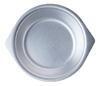 Тарелка алюм. для вторых блюд МТ 051