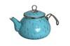 Чайник эмал. 2,2л АКВАМАРИН 3Д ст/кр 2602/чайник