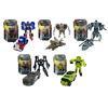 Робот-трансформер 9 см, пластик, 5 дизайнов 296-056