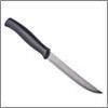 Нож кухонный 12.7см Athus Tramontina черная ручка(12) 23096/005/871-233