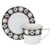Набор чайный 12пр 250мл 15см, Артур костяной фарфор MILLIMI 802-108