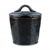 Сахарница, 230мл, 9х9х10см, керамика Блэк Джинс  MILLIMI  824-476