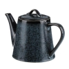 Чайник заварочный, 1000мл, 22х13,5х14,5см, керамика Блэк Джинс MILLIMI  824-474