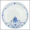 Тарелка десертн 21,5см АРИАДНА опал стекло 818-585(6/48)