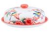 Блюдо для блинов керам  Jardin d'Eden ТМ Appetite ZFC246-2