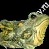 Кашпо керам ЖАБА маленькая 11041 15х19 см