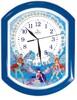 Часы пластик усечен/овал ВИНКС-3 П2-10/7-1