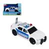 Полицейский патруль, ABS, 3хLR44, свет, звук, инерция, 23,5х11х15,5см, 2 дизайна ИГРОЛЕНД 292-213
