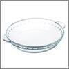 Форма для запекания стекло 2л жаропр круглая с ручками 23*25,5*5см рельеф. борт SATOSHI 825-003 (12)