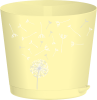 0,5л Горшок д/цветов Easy Grow d100см с прикорневым поливом ПЦ 47010 (24)