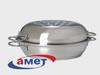 Сковорода-жаровня 2л с ТРС-3 26см Классика-Прима (6) АШ 749