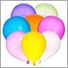 """Шары воздушные 10 шт, 12"""", цветные в пакете 513-089 (10)"""