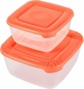 Набор контейнеров кв. 0,46л+0,95л POLAR РТ9984 (48)